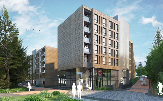 VINCI Construction UK Awarded £27.5 Million Student Accommodation  Contract at the University of Bath