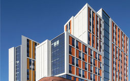 Bishop Gate student accommodation scheme delivered